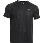 Under Armour Tech Novelty T-Shirt (Black)