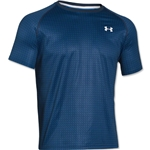 Under Armour Tech Novelty T-Shirt (Roy/Blk)