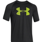 Under Armour Core Logo Graphic T-Shirt (Black)