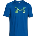 Under Armour Core Logo Graphic T-Shirt (Royal)