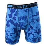 Under Armour HeatGear Sonic Compression Short (Blue)