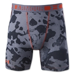 Under Armour HeatGear Sonic Compression Short (Blk/Red)