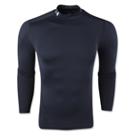Under Armour Evo ColdGear Compression Mock (Black)