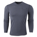 Under Armour Coldgear Infrared Long Sleeve T-Shirt (Black)