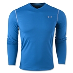 Under Armour Coldgear Infrared Long Sleeve T-Shirt (Blue)