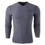 Under Armour Coldgear Infrared Long Sleeve T-Shirt (Dk Grey)