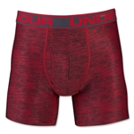 Under Armour The Original Printed 6 Boxer Jock (Red)