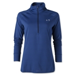 Under Armour Women's Tech 1/4 Zip (Navy)
