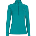 Under Armour Women's Tech 1/4 Zip (Teal)
