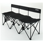 Insta-Bench LX 3-Seater (Black)