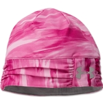Under Armour Women's Cozy ColdGear Infrared Beanie (Magenta)
