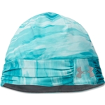 Under Armour Women's Cozy ColdGear Infrared Beanie (Teal)