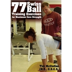 77 Swiss Ball Training Exercises for Maximum Core DVD