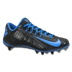 Nike Vapor Carbon ELT 2014 Lacrosse Cleats (Antracite/Photo Blue)