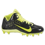 Nike Speedlax 4 Lacrosse Cleats (Antracite/Volt)