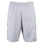 Nike Lax Woven Performance Shorts (Gray)