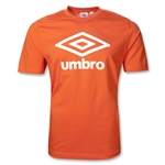 Umbro Logo T-Shirt (Orange)