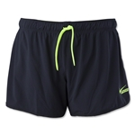 Nike Women's Lax Fast or Last 2-in-1 Short (Black)