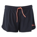 Nike Women's Lax Fast or Last 2-in-1 Short (Dk Grey)