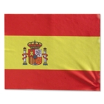 Spain Flag Rally Sport Towel