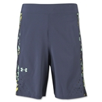 Under Armour Lacrosse Woven Perforated Short (Dk Grey)
