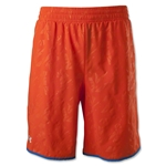 Under Armour Woven Lacrosse Shorts (Orange)