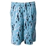 Under Armour Youth Lacrosse Printed Short (Sky)