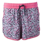 Under Armour Women's Ripshot Lacrosse Shorts (Purple)