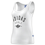 adidas Originals Women's Tank Top (White)