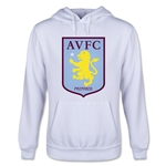 Aston Villa Youth Hoody (White)