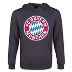Bayern Munich Youth Hoody (Dark Gray)