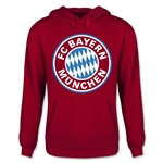 Bayern Munich Youth Hoody (Red)