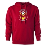 Monarcas Youth Hoody (Red)