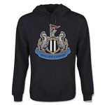 Newcastle United Youth Hoody (Black)