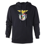 Benfica Youth Hoody (Black)
