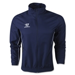 Warrior Azteca Training Woven Jacket (Navy/White)