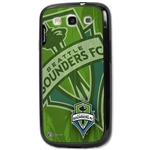Seattle Sounders Galaxy S3 Bumper Case (Corner Logo)