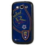 Real Salt Lake Galaxy S3 Rugged Case (Corner Logo)