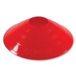 Kwik Goal 25-Pack Disc Cones (Red)