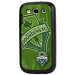Seattle Sounders S3 Rugged Case (Corner Logo)