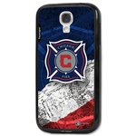 Chicago Fire S4 Galaxy Bumper Case (Center Logo)