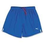 PUMA Lyon Soccer Shorts (Royal)