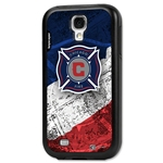 Chicago Fire Galaxy S4 Rugged Case (Center Logo)