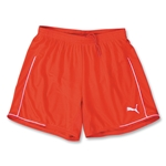 PUMA Manchester Soccer Shorts (Red)