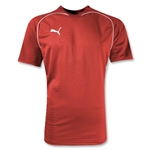 Puma Manchester Soccer Jersey (Red)