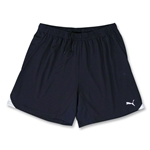 PUMA Powercat 5.10 Short w/o Brief (Navy/White)