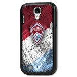 Colorado Rapids Galaxy 54 Rugged Case (Center Logo)