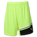PUMA King Goalkeeper Short (Yellow)