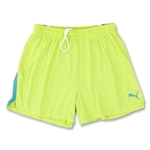 PUMA Attaccante Women's Short (Lime)