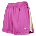 PUMA Attaccante Women's Short (Raspberry)